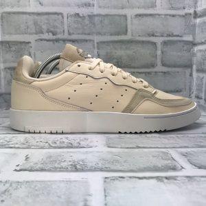 NEW Adidas Originals Supercourt Ecru Tint